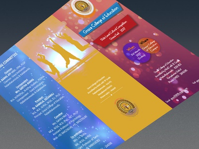 Brochure Ui Design