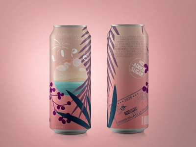 LIPE - lychee carbonated soda -