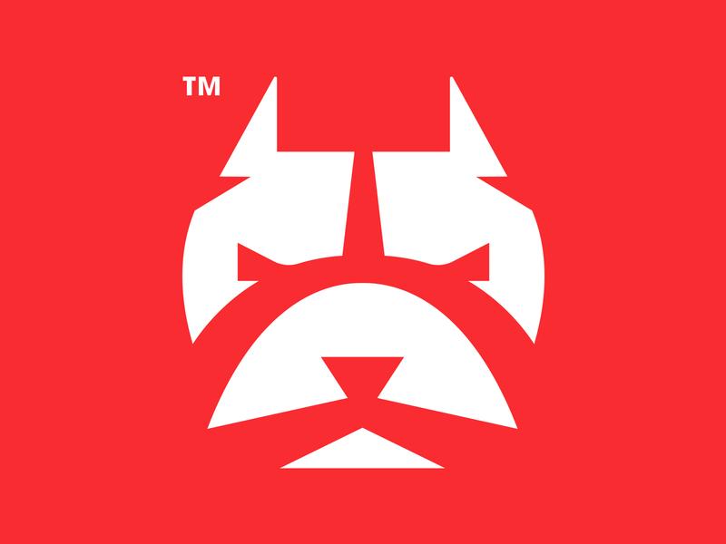 BULLYCLUB // LOGO DESIGN // symbol character icon beltramo bltr bullyclub bully dog branding logo