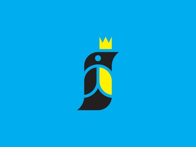 KING PENGUIN // LOGO DESIGN