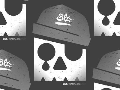 SKULL // beltramo bltr character illustration skull vandal vector