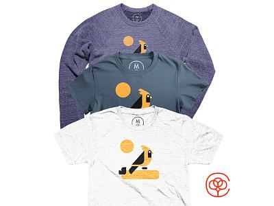 YOUNG CARDINAL // t-shirt logo illustration icon fashion cotton bureau cardinal bltr beltramo