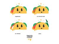 TACO TUESDAY // HOW DO YOU LIKE YOUR TACOS //
