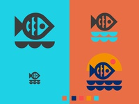 FISH LOGO EXPLORATION //