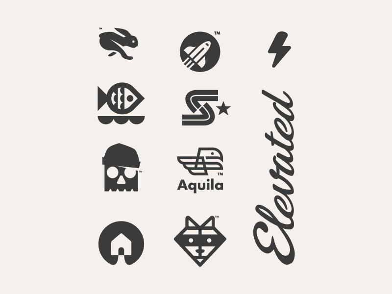 SOME NEW LOGOS // logo bltr beltramo