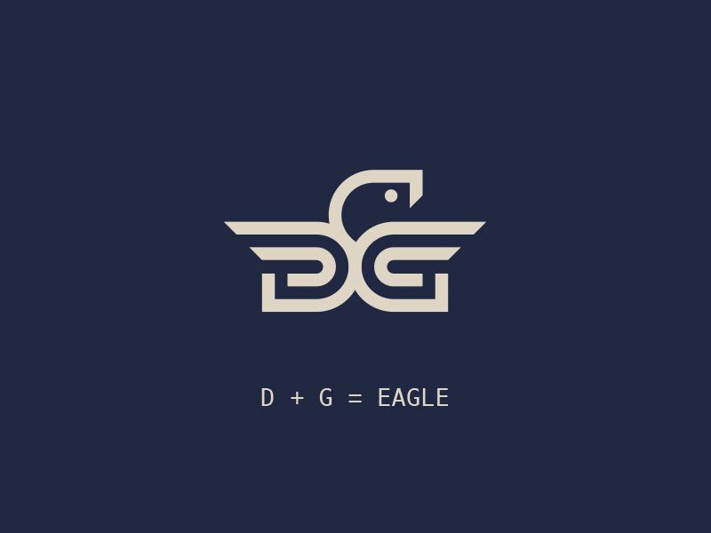D + G = EAGLE logo eagle bltr beltramo