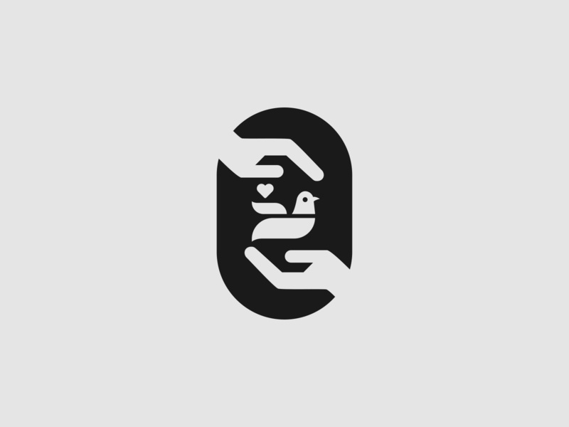 DOVE // peace icon illustration logo dove bltr beltramo