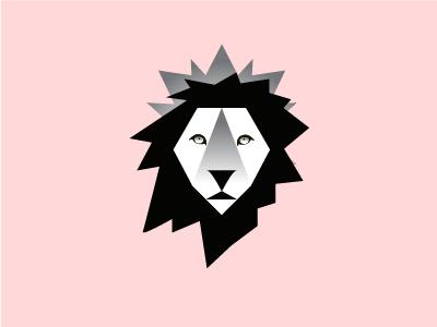 Lion Crown lion angular symmetry gradient