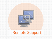 Tech Support: remote support