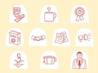 Marketing Icons (free!)