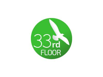 33rd Floor logo 3