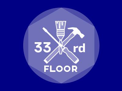 33rd Floor logo 5