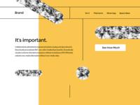 Yellow Granite interface