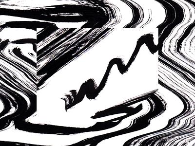 Layered Eras Filling Two Areas experience illustrator ink pen minimal illustration ui interface art design visual design visual art tangible inks