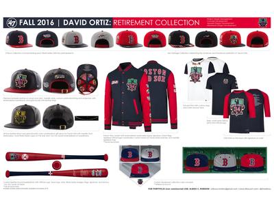 '47 x DAVID ORTIZ: Retirement Collection