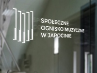 Music school logotype