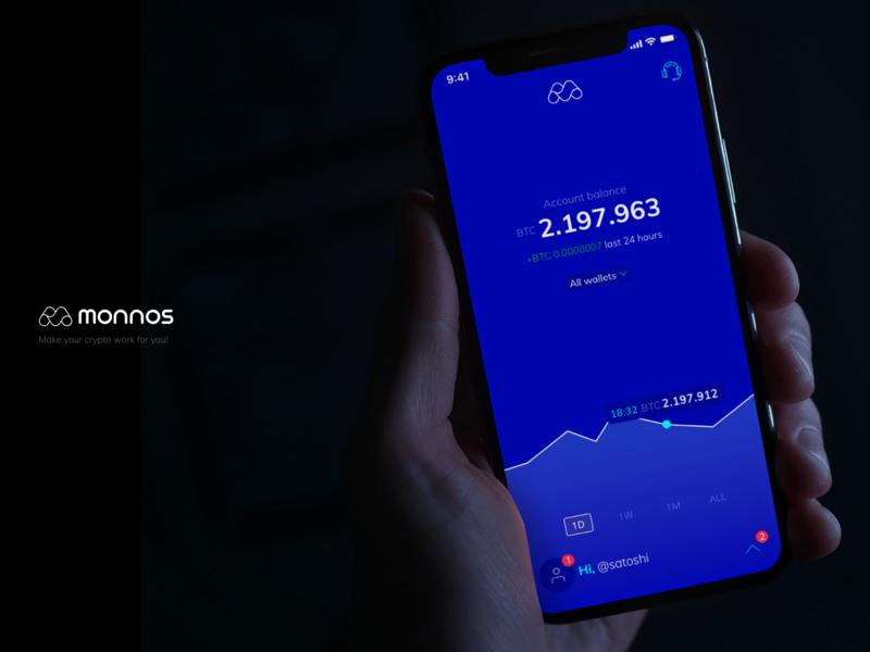 Monnos App ui ux app design design apple app monnos