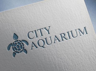 City Aquarium Logo