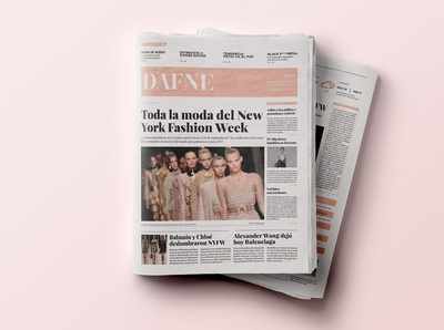 Dafne | Fashion Newspaper