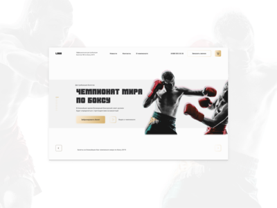 Boxing convept