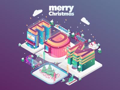 EDM18 - Christmas