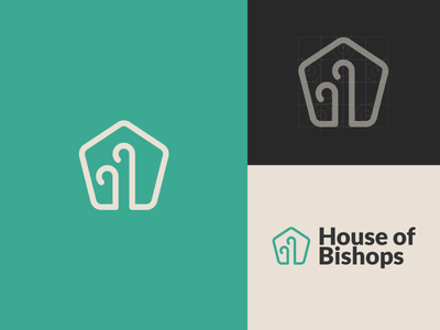 House of Bishops // Logo Proposal branding design design logotype branding logo