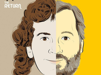 Judd Apatow Vinyl Cover