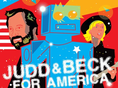 Judd Apatow & Beck