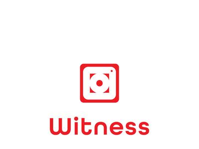 Logo design for witness app