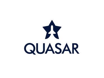 quasar logo white bg