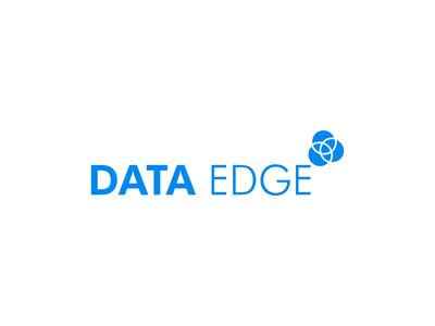 Data edge company logo
