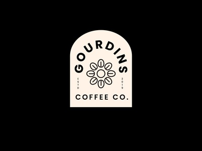 Coffee shop logo, Daily logo challenge #6
