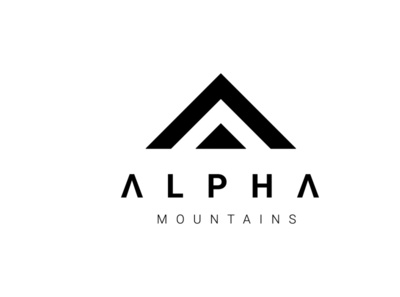 mountain logo dailylogo challenge #8