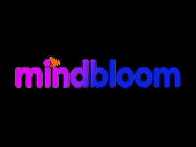 Logo design for mindbloom brand logo