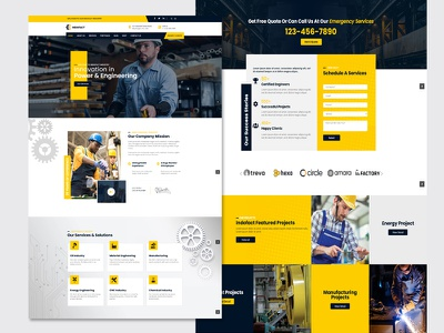 Indofact - Industry and factory WordPress Theme workshop production plant pharmaceutical oil manufacturing machine iron industry industrial hardware gas factory engineering chemical