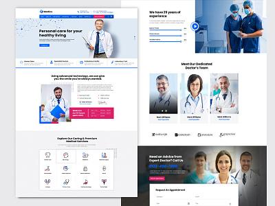 Medics clinic medical hospital
