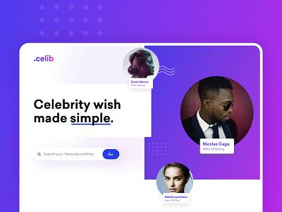 Zilwish branding web design website design home page landing page minimal