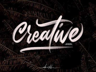 Creative - Lettering Brush