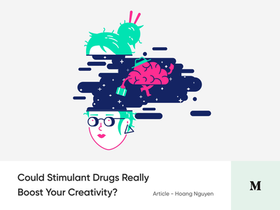 #Article 2 - Could Stimulant Drugs Really Boost Your Creativity?