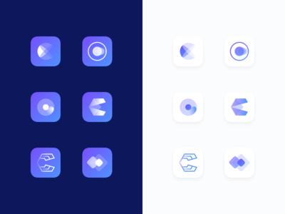 App Icon Explorations