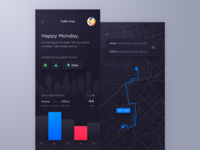 Traffic Flow Tracking App