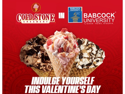Flyer Design for Cold Stone