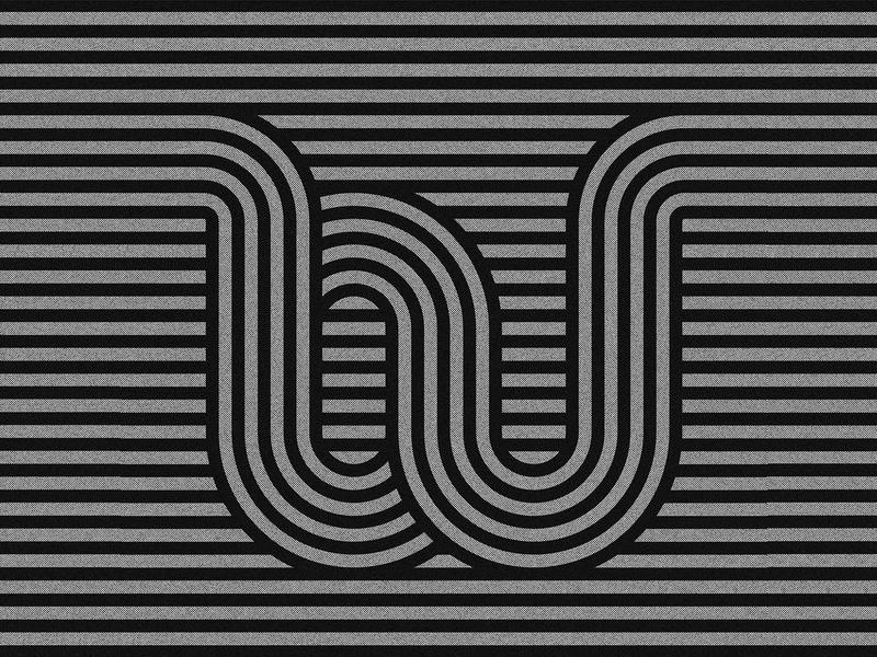 36daysoftype challenge 2020 letter W. brand design typographic type typo graphic design branding lettering concept design illustration art direction 36dayoftype typogaphy logotype typography design