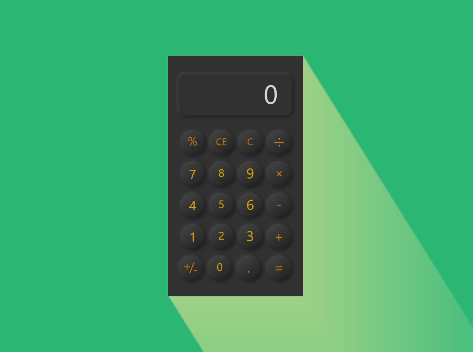 Design challenge - Calculator