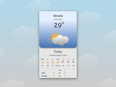 Design challenge - Weather app weather app weather forecast design challenge