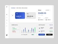 Web Dashboard Design