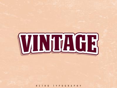 vintage style typography ! logoclub vector design illustrator logo logodesign identity branding postal service poster a day poster art brand design