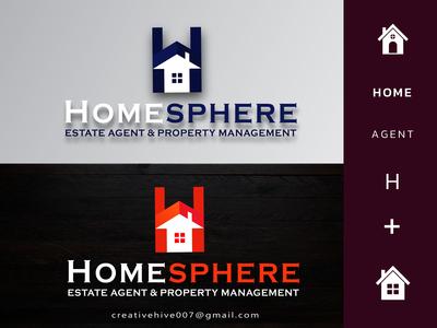 Homesphere Logo Presentation