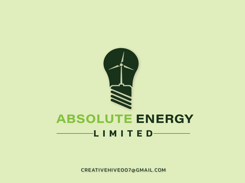 Final Absolute Energy limited logo logos logo for sale logoconcept logo design logotype logoclub business logo design illustration business logo logodesign vector illustrator minimal design identity flat clean branding logo