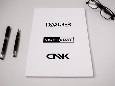Logo presentation combination